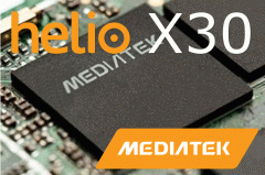 MediaTek Helio X30 10-core chips coming in 2016