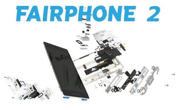 First deliveries of FairPhone 2 arrive in December