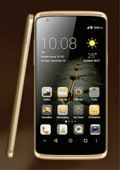 ZTE Axon Mini with force touch surface