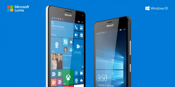 Microsoft Lumia 950 now available for pre-order in Ireland