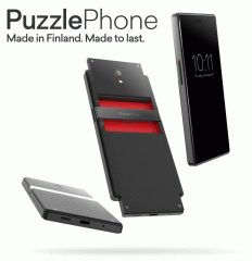 PuzzlePhone crowdfunding campaign launched on Indiegogo