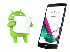 Marshmallow update rolling out to the LG G4