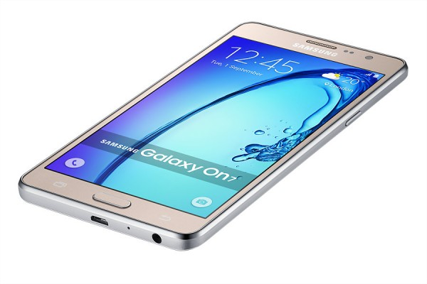 Samsung launches Galaxy On5 and On7