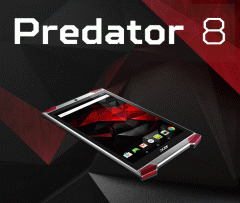 Acer Predator 8 preorders now open