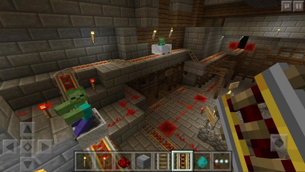 Minecraft Pocket Edition 0.13.0 is out