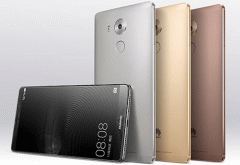Huawei Mate8 photos leaked