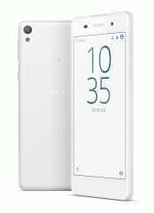 Sony officially launched the Xperia E5