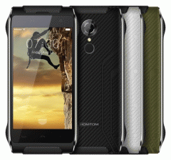 HomTom launches the rugged HT20 smartphone