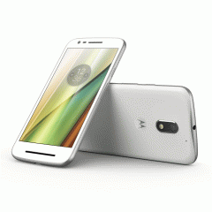 Motorola launches the Moto E3 Power smartphone in India