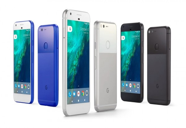 Google has officially unveiled the new Pixel and Pixel XL smartphones