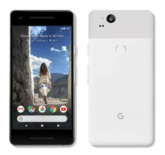 Google has officially unveiled the new Pixel 2 and Pixel 2 XL smartphones