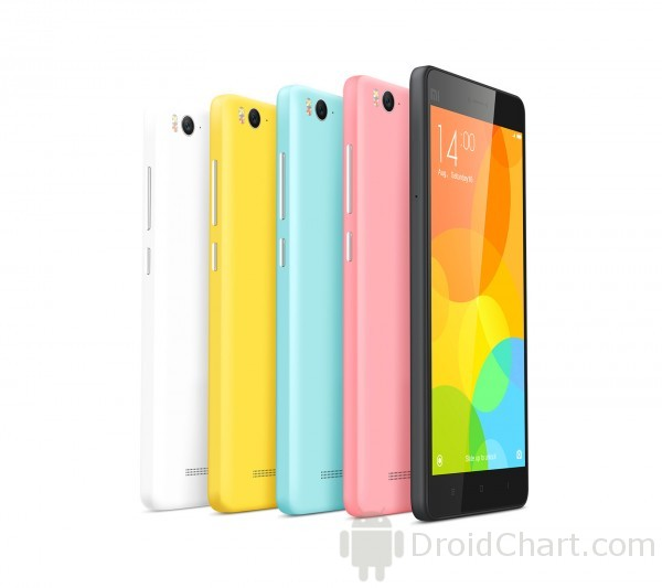 Xiaomi Mi 4i (2015) review and specifications - DroidChart.com
