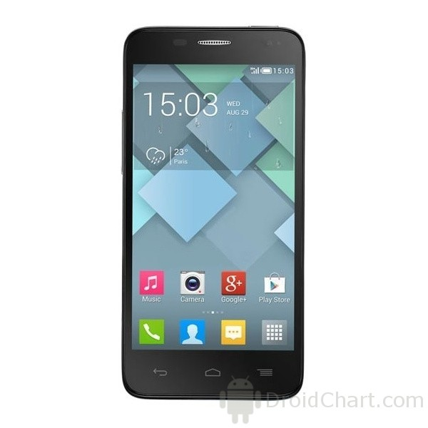 Alcatel OneTouch Idol S / OT-6034