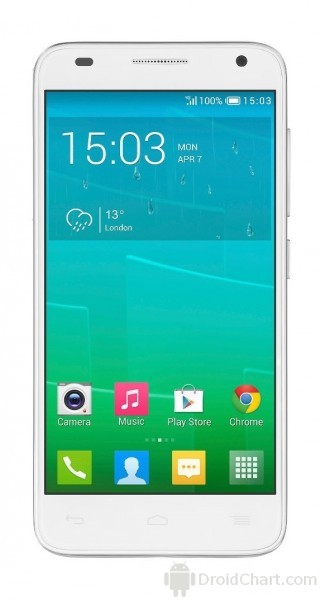 Alcatel OneTouch Idol 2 Mini S / OT-6036