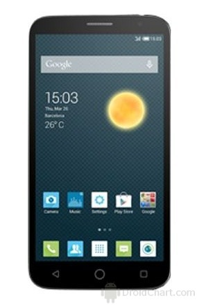 Alcatel OneTouch Hero 2C / OT-7055