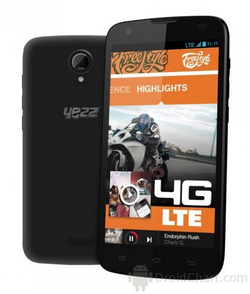 Yezz Andy C5E LTE / YAC5ELTE