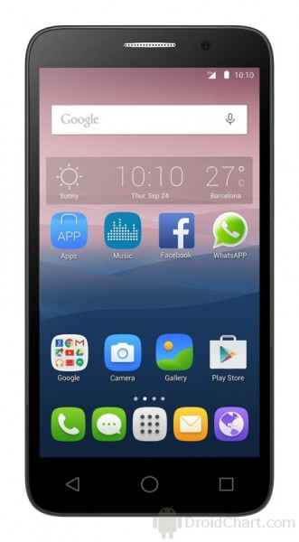 Alcatel OneTouch Pop 3 5 4G / OT-5065A