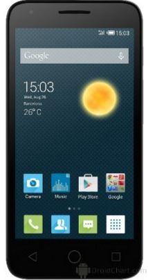 Alcatel OneTouch Pixi First / OT-4024D