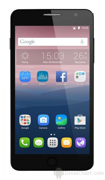 Alcatel OneTouch Pop Star LTE / OT-A845L
