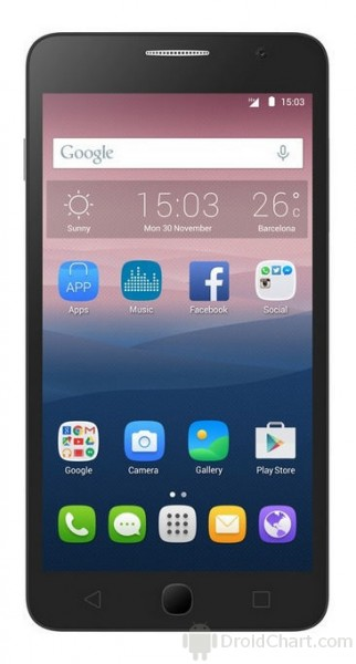Alcatel OneTouch Pop Star 3G / OT-5022D