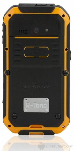 Colorovo R-Tone / CVS-CTR-4-QC-IP67