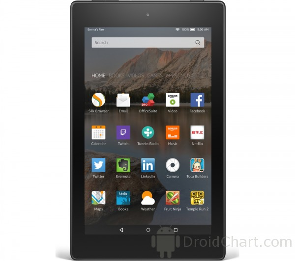 Amazon Fire HD 8 / FHD82016