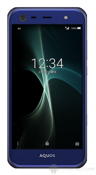 Sharp Aquos Serie Mini SHV38 / SHV38