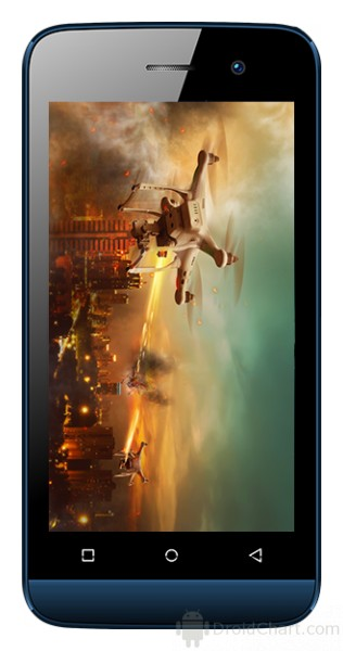 Intex Aqua 4.0 4G / AQ40LTE