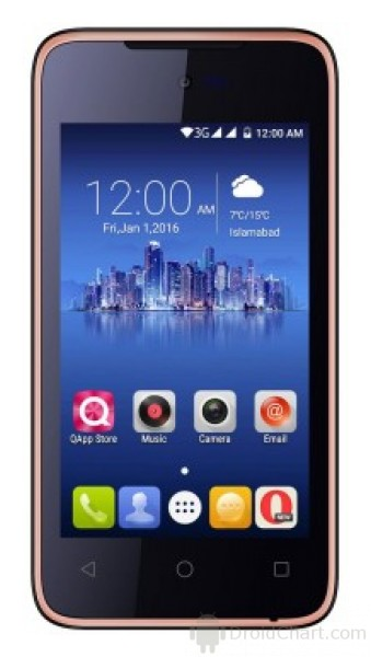 QMobile Noir X32 Power / X32P