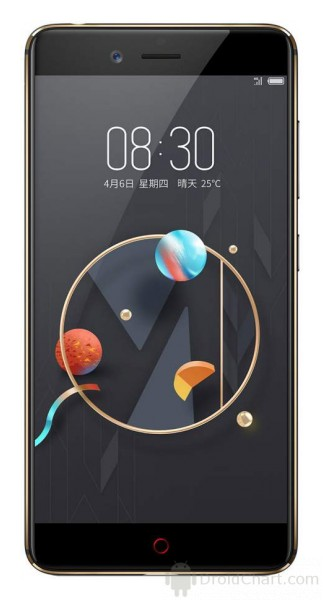 ZTE Nubia Z17 Mini / NUBIAZ17MS