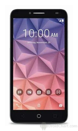 Alcatel OneTouch Fierce XL / OT-FXL