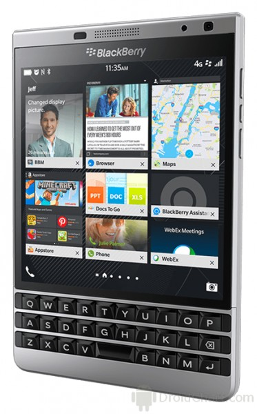 BlackBerry Passport / PPRT