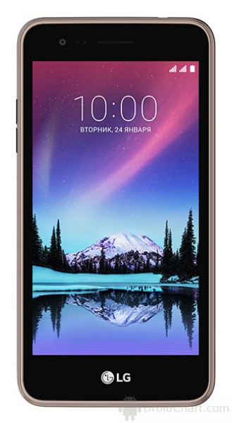 android update lg k7