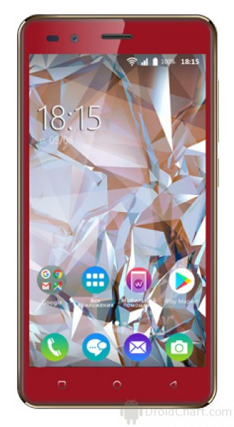 BQ Mobile Crystal / BQ-5054
