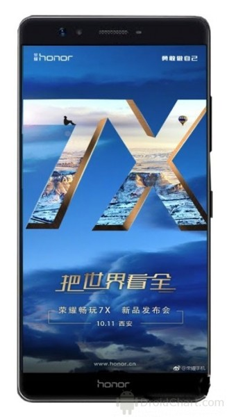 Huawei Honor 7x review: Pros and Cons [2019] | DroidChart com