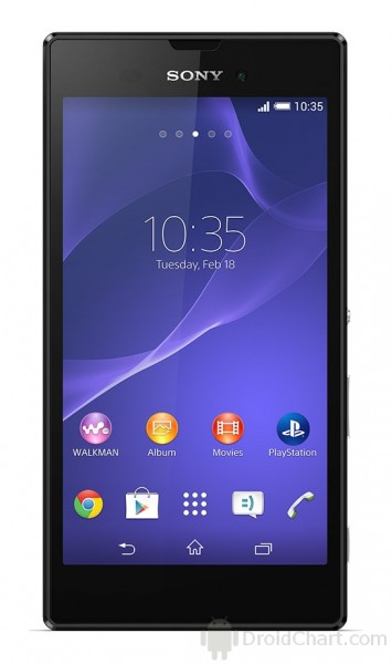 Smartphone Sony Xperia T3: specifications, review, photos, reviews