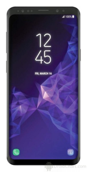Samsung Galaxy S9 Plus 2018 Evaluation Et Specifications