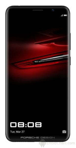 Huawei Mate RS Porsche Design / MATERS