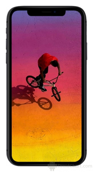 Apple iPhone XR review: Pros and Cons 2021   DroidChart.com