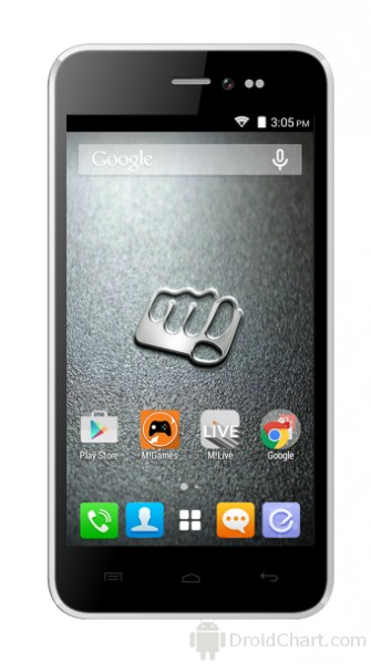 Micromax Canvas Pep / Q371
