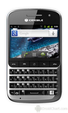Icemobile Apollo 3G / A3G