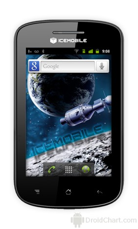 Icemobile Apollo Touch 3G / AT3G